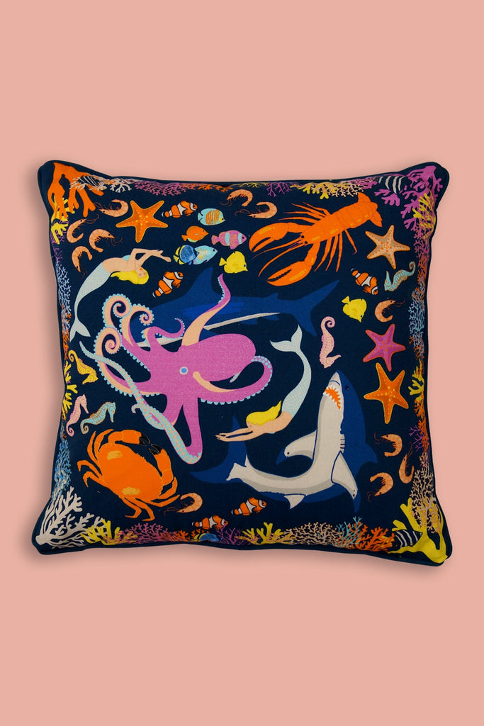 Under the Sea Cushion