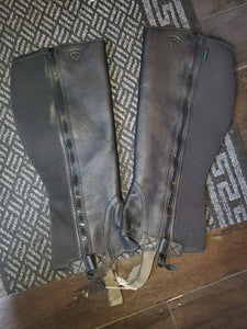 Like new Ariat Breeze half chaps