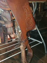 Load image into Gallery viewer, Blue Ridge Saddlery Western Saddle