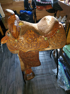 Hereford Western Saddle