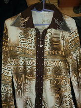 Load image into Gallery viewer, Western Show Shirt
