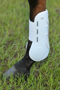 Fenwick Crystal Front Tendon Boots and Hind Ankle Boots