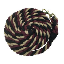 Load image into Gallery viewer, Kensingto 10' cotton lead rope