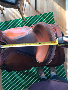 Used Western Saddle
