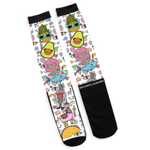 Load image into Gallery viewer, Dreamers & Schemers Boot Socks