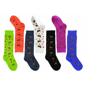 Ovation® Kid's Novelty Pony Socks