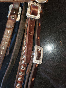 Custom Pony Headstall