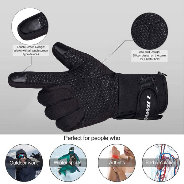 thin warming glove liners