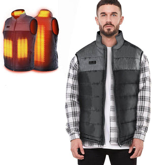 keepwarming man heated vest