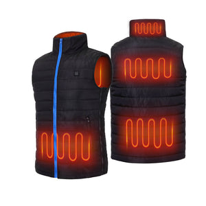 Battery Heated Vest For Men 2