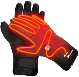 Rechargeable Electric Heated Gloves 1