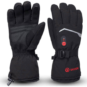 Savior Unisex Thick Heated Gloves 1