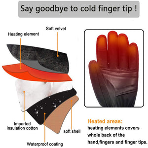 Think Heated Motorcycle Gloves 03