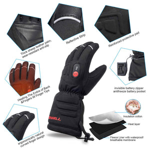 Think Heated Motorcycle Gloves 08