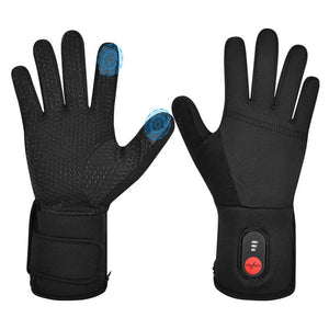 Touch Screen Thin Heated Glove Liners 1