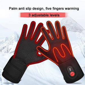 Touch Screen Thin Heated Glove Liners 3