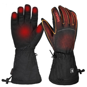 Winter Adult Waterproof Heated Gloves 1