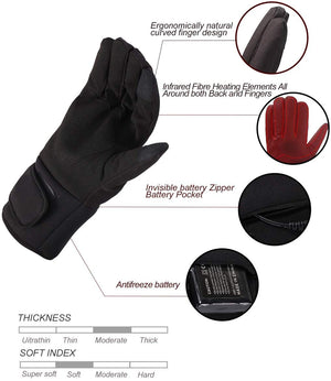Winter Hand Warmer Gloves 4