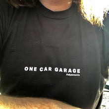 Load image into Gallery viewer, ONE CAR GARAGE tee from DailyDrivenCo