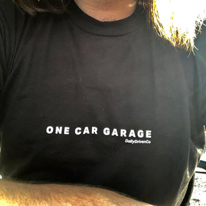 ONE CAR GARAGE tee from DailyDrivenCo