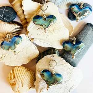 CUSTOM Beach Heart Order