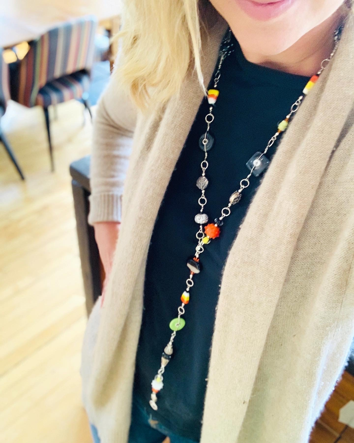 The Tunic Necklace