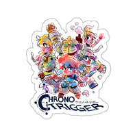 Chrono RPG Kiss-Cut Stickers