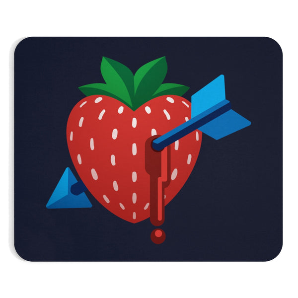 """Strawbarrow"" Mousepad"