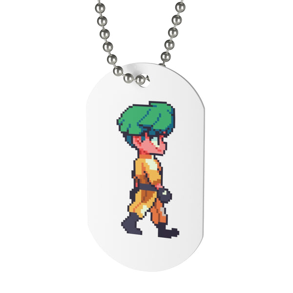 Gyrus - Dog Tag