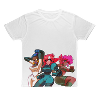 Room of Swords Girls Classic Sublimation Adult T-Shirt