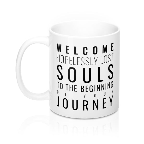 Hopelessly Lost Souls - Mug 11oz