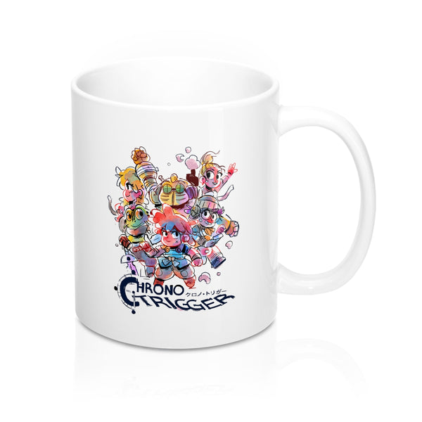 Chrono RPG Mug