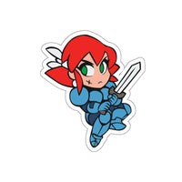 Tori Chibi Sticker