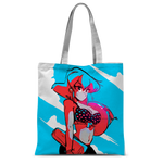 Tori at the Beach Classic Sublimation Tote Bag