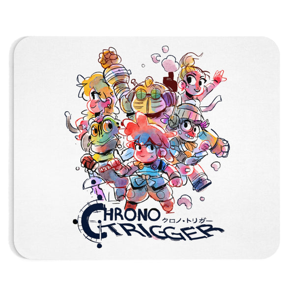 Chrono RPG Mousepad