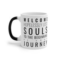 Hopeless Lost Souls - Color Changing Mug