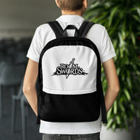 """Room of Swords"" Backpack"