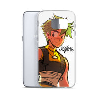 "Gyrus ""Room of Swords"" Samsung Case"