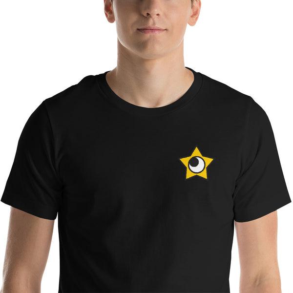 "Embroidered ""Scout"" - Unisex T-Shirt"