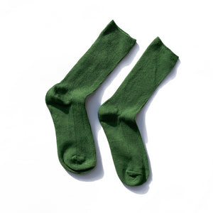 Slide Socks - Green