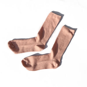 Slide Socks - Pink