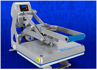 "16"" x 20"" Professional Auto Clam Heat Press - Clean Cut Graphics LLC"