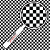 Checkered Flag Adhesive Pattern