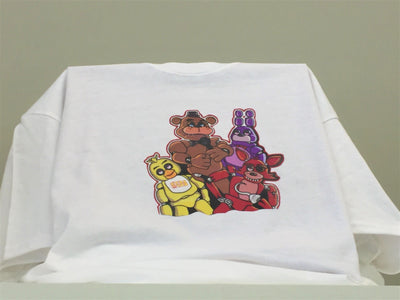 Inkjet Printable Heat Transfer Paper - JPSS - Light Garments (SoftStretch) - Clean Cut Graphics LLC