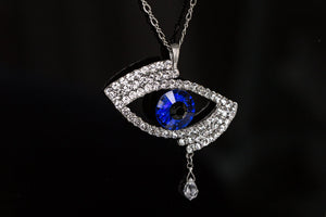 """Eye"" am ready for greatness necklace"