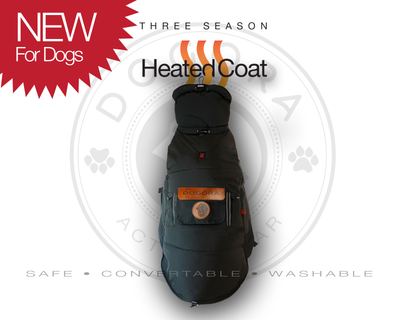 3 Season Heated Coat
