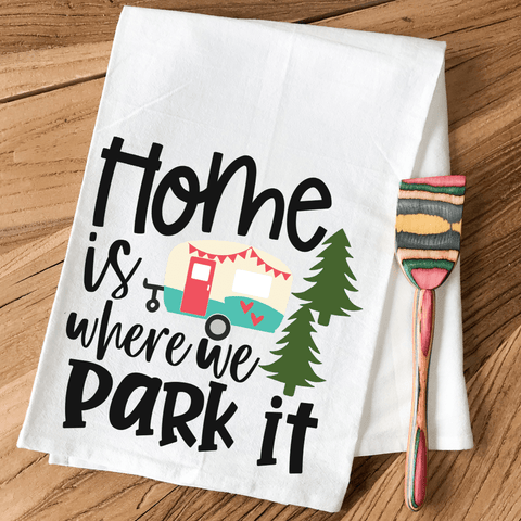 Home - Where We Park It