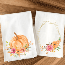 Load image into Gallery viewer, Watercolor Pumpkin