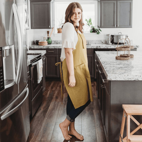 Moss - Everyday Baker Apron