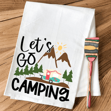 Load image into Gallery viewer, Let's Go Camping